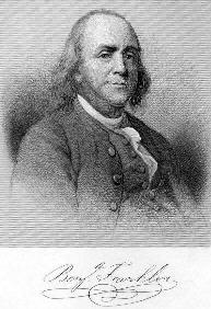 Benjamin Franklin and Lightning